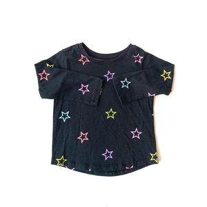 3/$25 Garanimals Baby Girl Star Tee